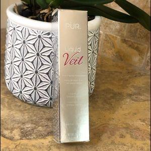 PUR Liquid Veil Airbrush foundation make up NWT